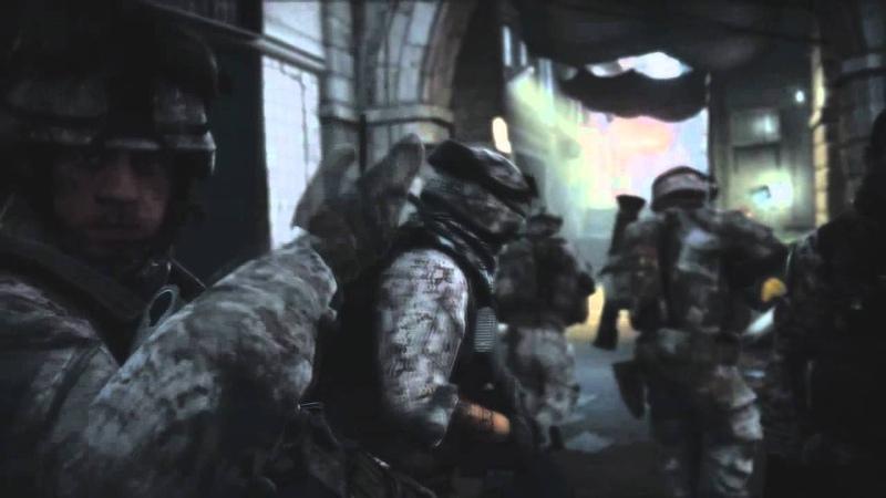 Battlefield 3 - Релизный трейлер (КиНаТаН)