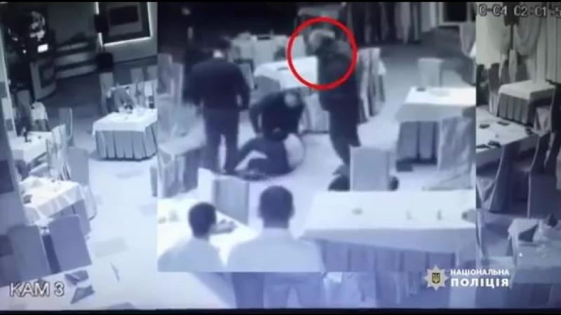 Типичная Украина: в ресторане под Винницей жестоко избили полицейских