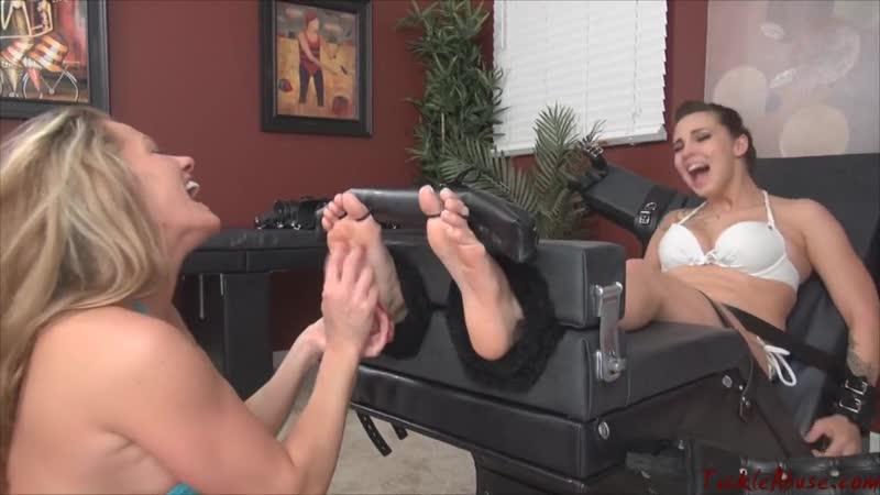 Sexy Sasha Foxx tickle tortured 4 hours full clips