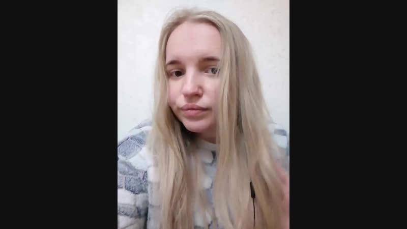 Ксюша Завьялова Live