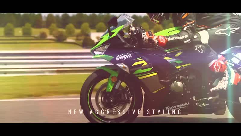 Ninja ZX-6 2019 Commercial