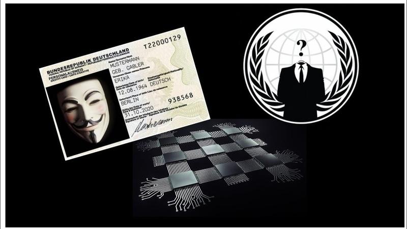 Überwachung So deaktiviert ihr den RFID Chip im Personalausweis Deutsch