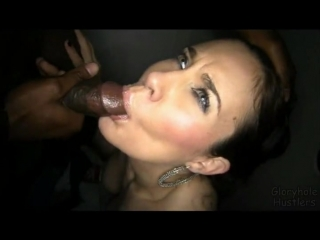 Gloryhole swallow compilation