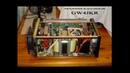 HAM RADIO 2W0DAA Caged Dipole Antennas and Baluns Home Made Photo Slide Show