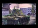 _Бой на Т-34-85_ onekill WoT Blitz
