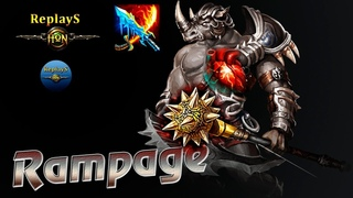 #HoN replays - #Rampage - #Immortal - 🇷🇺 Bitloman #Gold II