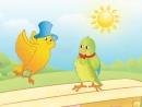 Two little dickie birds English Nursery Rhymes Children Songs