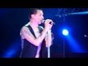 WORLD IN MY EYES 2010-01-20 Depeche Mode live in Paris