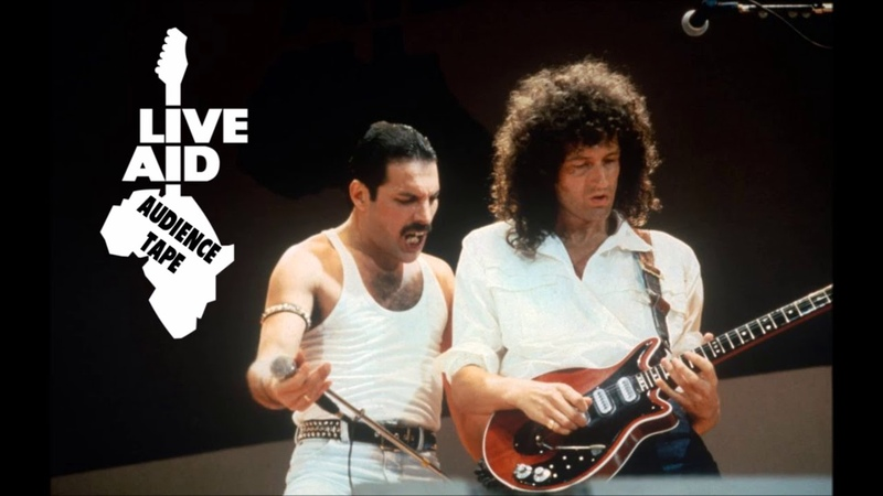 Queen - Live At Live Aid (July 13th, 1985) - AUDIENCE RECORDING