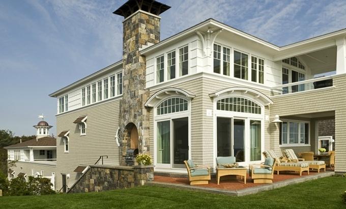 Дом с шикарным видом