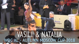 Василий Паратуй & Наталья Стадниченко | Пасодобль | WDC AL - Осенняя Москва 2018