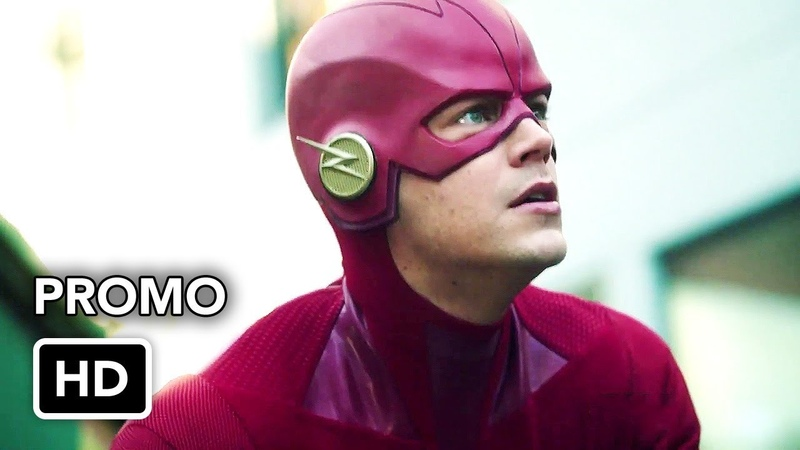 The Flash 5x10 Promo The Flash The Furious (HD) Season 5 Episode 10 Promo