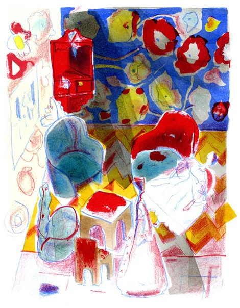 Chloe Cheese ( 1952 -, Англия) Училась в Кембриджской художественной школе, а затем в Королевском колледже искусств. Она выставлялась в галереях по всему миру и состоит в государственных
