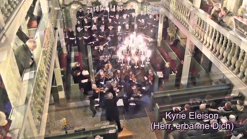 Johann Sebastian Bach: h-Moll-Messe