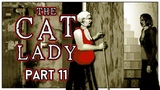 Let's Play The Cat Lady Part 11 - Social Networking Blind PC Gameplay