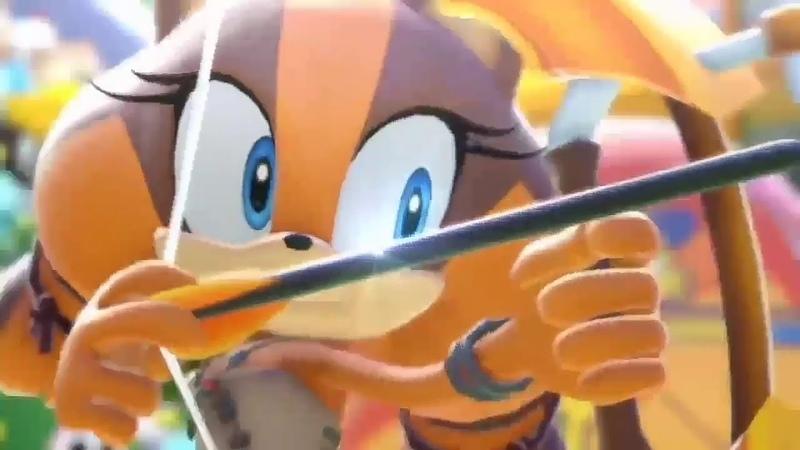🔥 Mario Sonic Movie Cutscenes Trailer Clip Full HD 2019