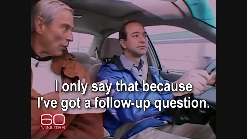Jeff Bezos' car as a billionaire in 1999