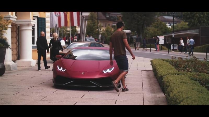Modded Lamborghini Huracan on Z Performance Wheels - Panasonic GH5