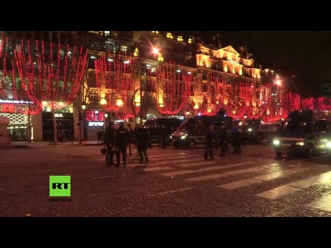 LIVE Protest der Gelbwesten in Paris geht weiter – Kamera 1