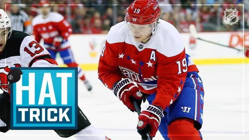 Nicklas Backstrom nets hatty in Caps win