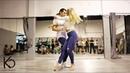 Kiko Christina / BACHATA SENSUAL en BARCELONA / Luis Fonsi - Llegaste tu