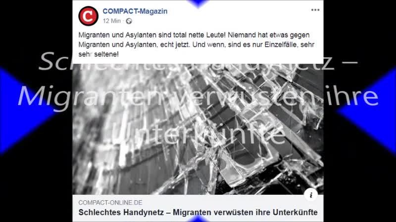 Schlechtes Handynetz Migranten verwüsten ihre Unterkünfte