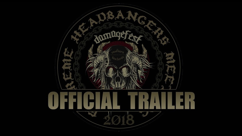 Extreme Headbangers Meeting 2018 OFFICIAL TRAILER