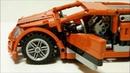 Lego technic small supercar