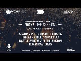 22/02 WoxeRadio Opening @ HEAVEN Mixology Bar