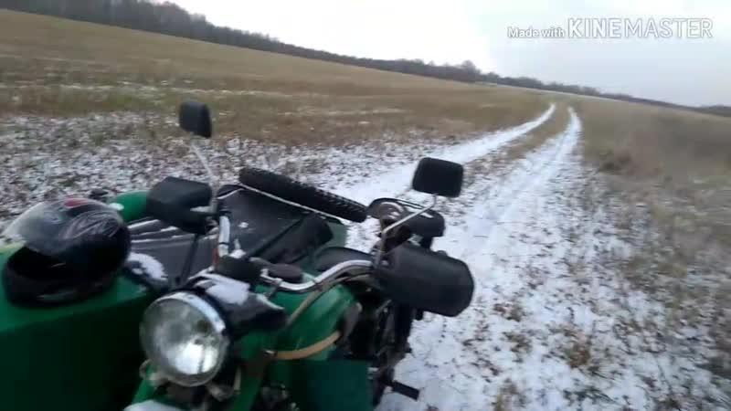 Впечатление от явовских карбюраторов на Урале при легком морозщике.