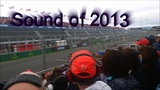 Bernie Ecclestone's position of Sounds in Formula1 20132014