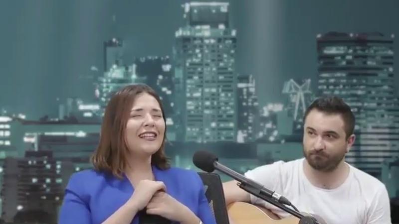 Tuğçe Kandemir - Yanlış _Canlı_Yeni Şarkısı (Geride Kalana Dayana Dayana)