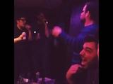 Patrick Stump Drunk Karaoke (Vine)