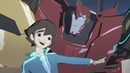 Transformers Robots in Disguise S01E11 Adventures in Bumblebee Sitting Part 2