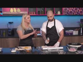 Кулинарное шоу «Разговор со вкусом» с Анной Семенович (