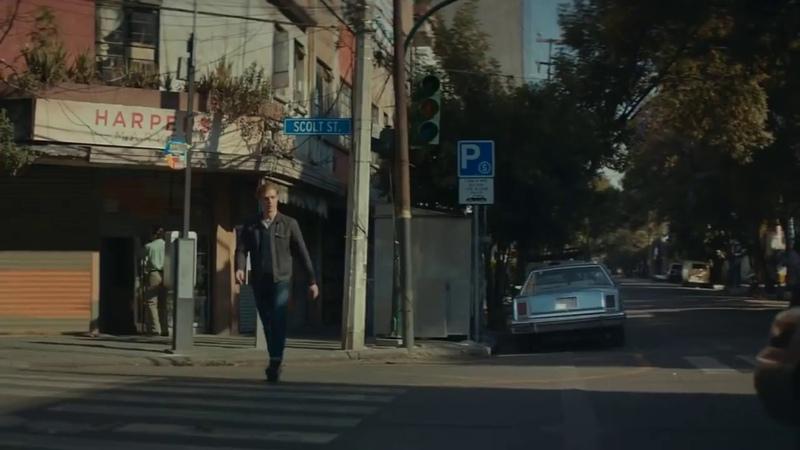 Реклама мужских джинсов Levi's 501 CT 2015 HD