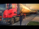 Amazing Lady Truck Driver Skills. Incredible Woman Trucks Drivers