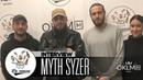 MYTH SYZER ( Bisous Mortels , évolution, Ateyaba, 13Block ) - LaSauce sur OKLM Radio {OKLM TV}