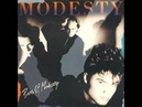 Modesty - Don't Leave Until... (1989)