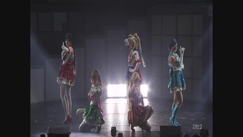 Sera Myu - Solar Miracle Make Up (Team MOON) (NogiMyu)