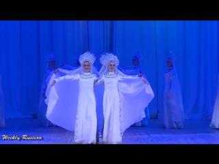 Russian Traditional Dance _ Beryozka Ensemble Folk Dance (2017)