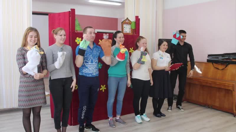 Твори добро Казанский педагогический колледж