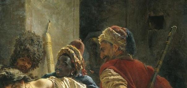 « одного шедевра».«Болгарские мученицы», Константин Маковский