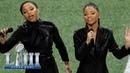 Chloe x Halle Sing America the Beautiful Super Bowl LIII NFL Pregame
