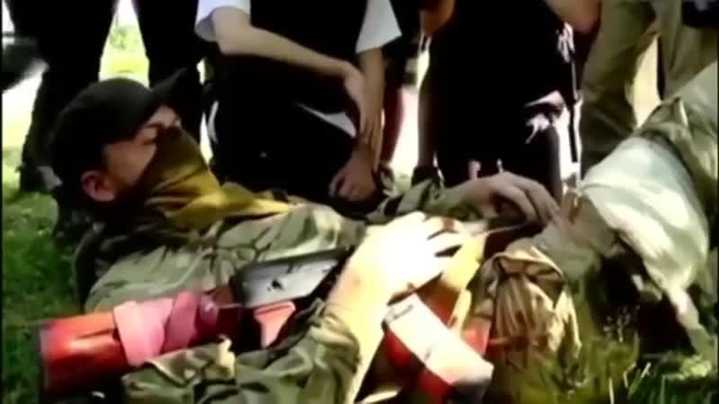 26 мая 2014 Первая битва за Донецкий аэропорт