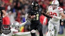 Ohio State upset by Purdue   College Football Highlights