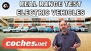 What is the range of electric cars in 2018 REAL RANGE TEST English Version