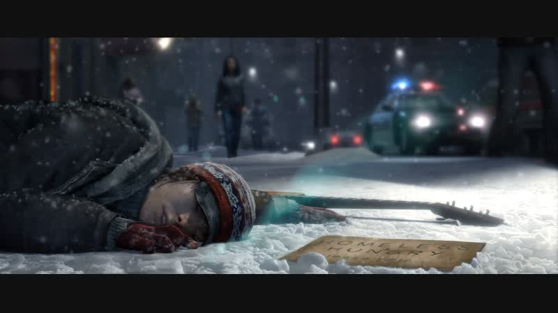 (Beyond Two Souls)Jodie - Baby, You're A Lost Cause