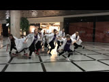Dancehall middle school//Get a buzz squad//routine by Olya BamBitta
