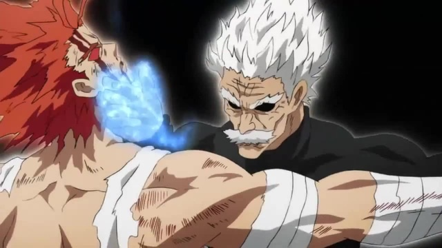 You disappointed me Garou ☯